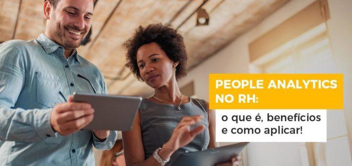 avaliação de desempenho people analytics